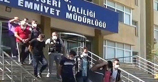 Uyuşturucu operasyonunda çok sayıda tutuklama
