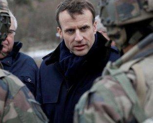 Fransadan PKKya topçu desteği