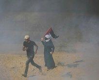 İsrailden alçak saldırı! Şehit sayısı yükseldi