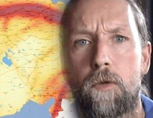 Deprem kahini Frank Hoogerbeets'ten Türkiye kehaneti 'Alarmda olun'