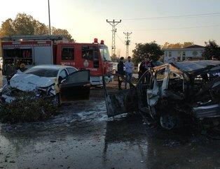 Feci kaza! Savcı Ümit Yılmaz ve eşi ağır yaralandı, küçük kızı hayatını kaybetti
