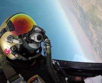 Türk pilottan nefes kesen hareket