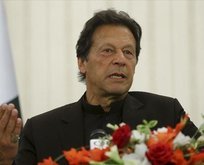 Pakistan Başbakanı İmran Han o haritayı açıkladı