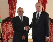 Başkan Erdoğan'dan peş peşe kritik görüşmeler