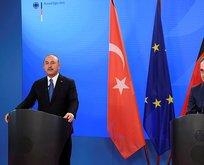 Bakan Çavuşoğlu duyurdu: Tüm tedbirler tamam