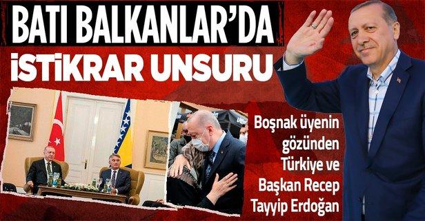 Türkiye ve Erdoğan, önemli istikrar unsuru