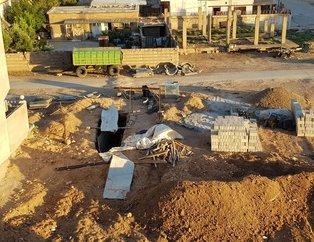 YPG'lileri korku sardı! Hendek kazmaya başladılar