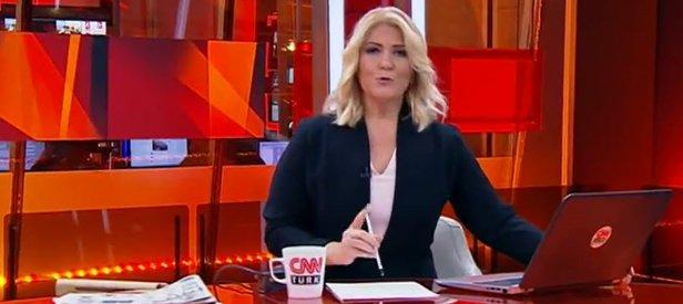 CNN spikerinin Allahımıza hamdolsun rahatsızlığı