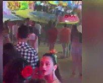 İspanya'da lunaparkta feci kaza