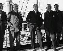 Atatürk'ün ilk kez izleyeceğiniz 43 saniyelik videosu!