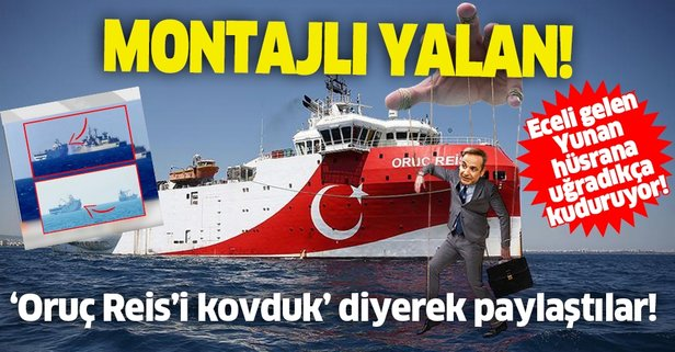 Yunan medyasından algı operasyonu!