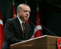 Erdoğan bizzat açıkladı! İşte ödüllerin sahipleri...