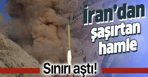 İran'dan şaşırtan hamle! Sınırı aştı