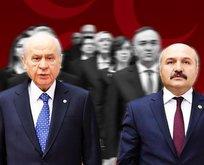 MHP lideri Bahçeli, Erhan Ustayı görevden aldı