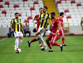 Sivasta gol sesi yok! (MS: Sivasspor 0-0 Fenerbahçe)