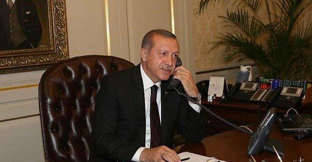 Başkan Erdoğan'dan bayram diplomasisi
