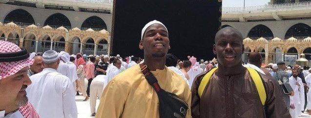 Paul Pogba Müslüman olma sürecini anlattı: İslam beni...