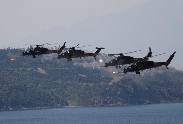 İzmir kıyılarında nefesler kesildi! Efes 2018'den çarpıcı fotoğraflar