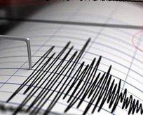 Malatya'da deprem paniği