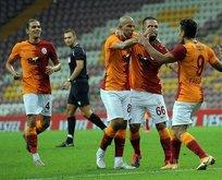 Galatasaray'dan 3 gollü açılış!