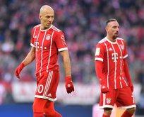 Robben ve Ribery imzayı attı iddiası
