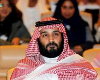Veliaht Prens Muhammed bin Selman zorda!