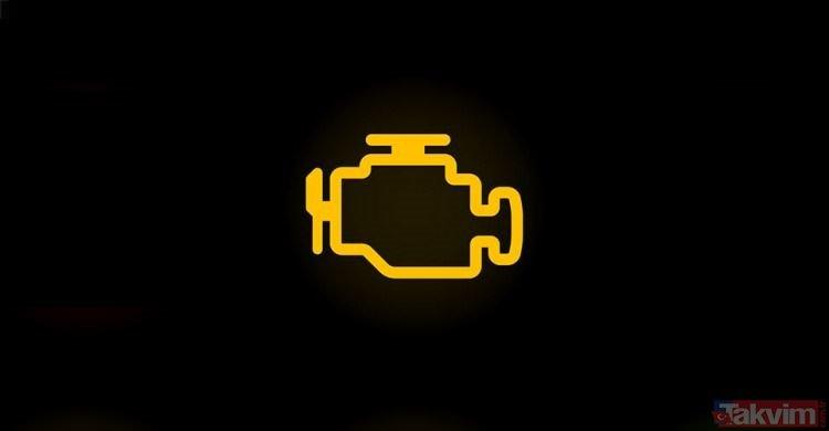 Otomobillerdeki uyarı lambaları ne anlama geliyor? İşte otomobillerdeki ikaz lambaları ve anlamları...