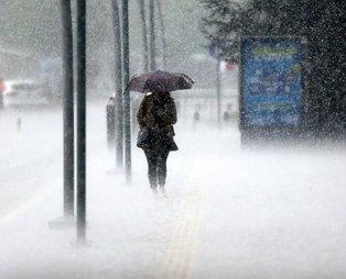 Sıcaklıklar düşüyor, yağış geliyor! İstanbul, Ankara ve İzmir'de hava durumu nasıl olacak? Perşembe'den itibaren...