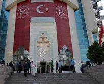 MHP'de kritik tarih belli oldu!