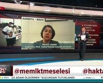 Maide Hanım A Haber'de Merkel'e seslendi