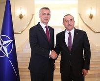 Türkiye ile NATO'dan kritik görüşme