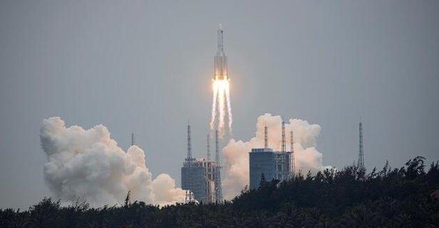 Çin roketi nereye düşecek? Çin roketi Türkiye'ye düşer mi?