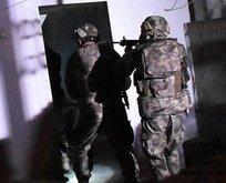 İstanbul'da DEAŞ operasyonu! 12 şüpheli yakalandı