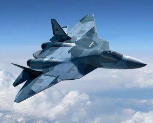Rusya'dan flaş Su-57 açıklaması!