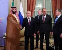 Rusya'dan ABD'ye Suudi Arabistan uyarısı