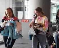 Bir haftada onbinlerce Rus turist geldi