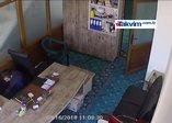 Camilerden hırsızlık yaparken kameralara yakalanan şahıs tutuklandı