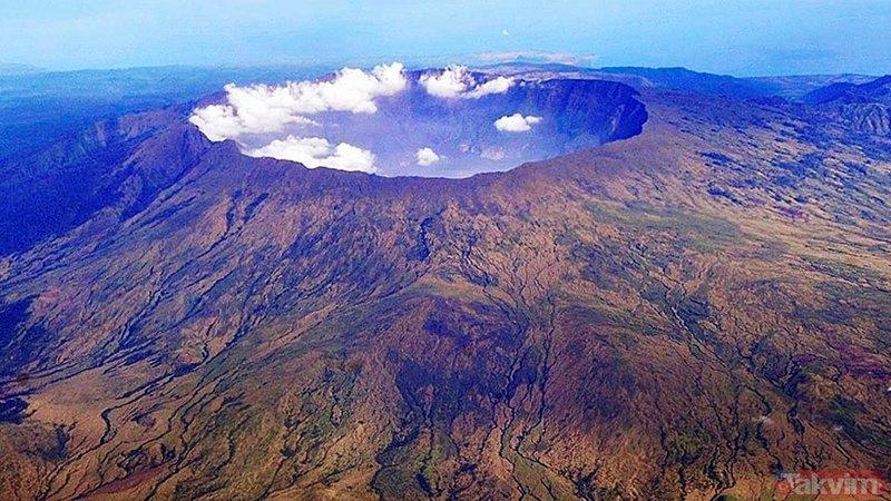 Dünyanın en ürkütücü yanardağları