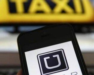 UBER'e taksimetre tepkisi