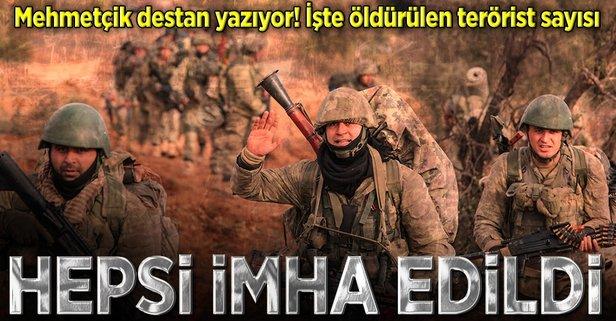 TSK'dan Zeytin Dalı açıklaması