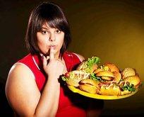 Obezıteyi yiyerek yenin