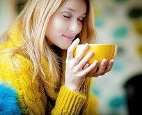 Bir bardak çay kanseri kovar