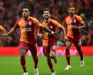 Şampiyonlar Ligi Galatasaray-Lokomotiv Moskova maçından kareler