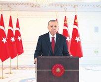 Yeni Türkiye inşa ediyoruz