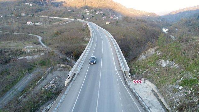 Karadeniz- Akdeniz yolunda sona gelindi