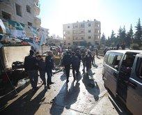 Esed İdlib'de ölüm saçtı