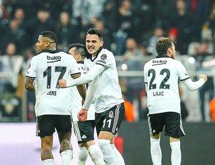 Beşiktaş'ta kadro dışı kararı! 4 isim kamp kadrosuna alınmadı
