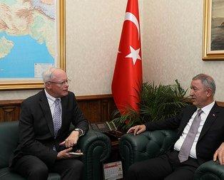 Türkiye ile ABD arasında kritik zirve!