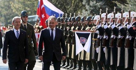 Son dakika... Rusya Savunma Bakanı Sergey Şoygu Türkiye'ye geldi