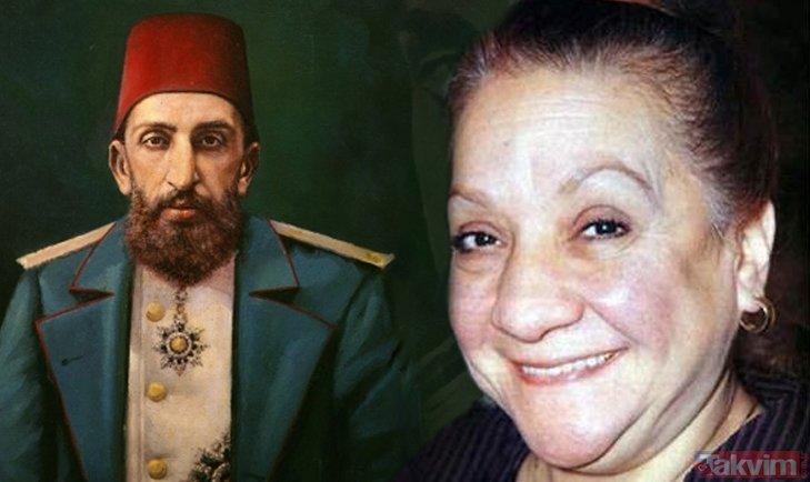 Yeşilçam'ın Hafize Ana'sı Adile Naşit ile 2. Abdülhamid arasındaki bağ şaşkına çevirdi
